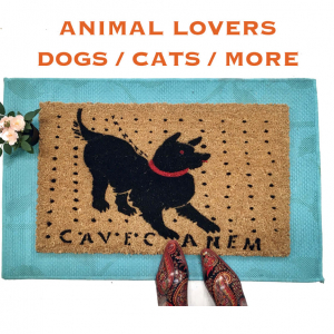 ANIMAL LOVER DOORMATS