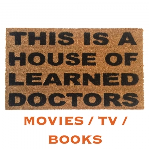 TV / MOVIES / BOOKS