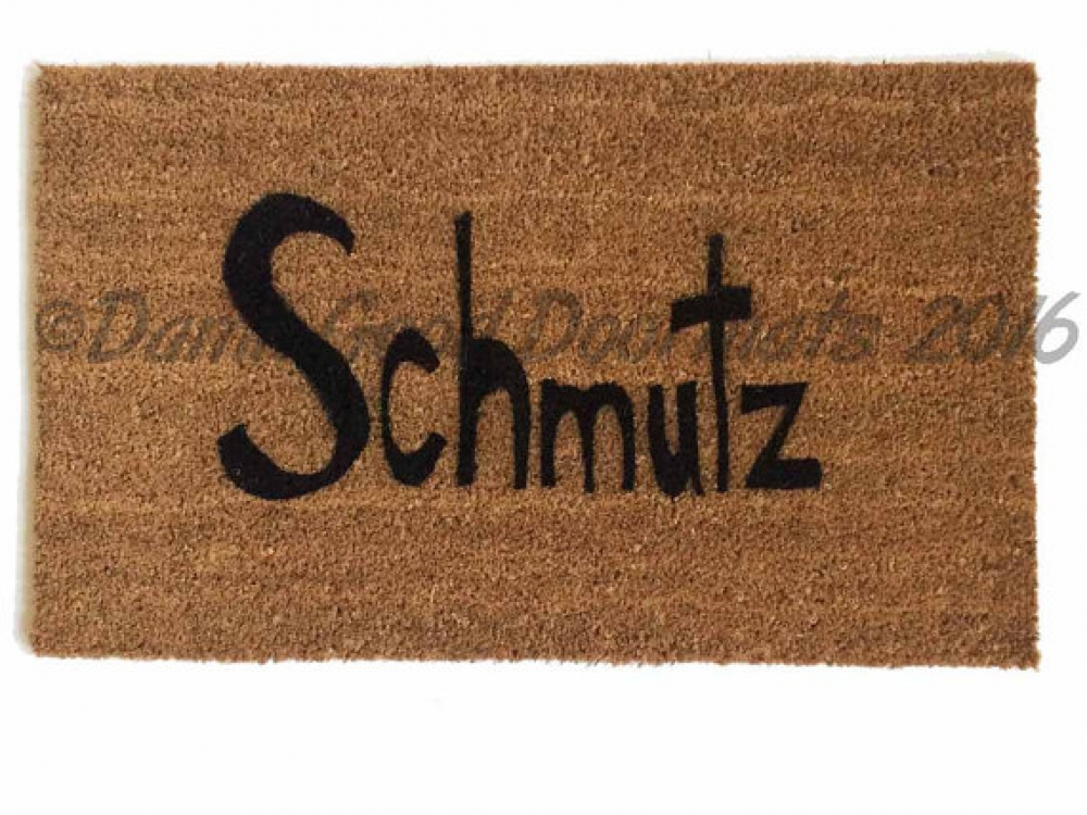 Schmutz Yiddish For Dirt Wipe Your Futz Lose The