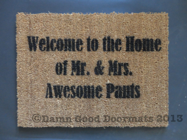 Welcome to the Home of some Seriously Awesome Dudes