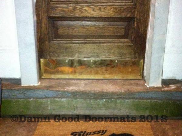 Anchorman/ Ron Burgundy tribute- Stay Classy BALTIMORE! RATdoormat