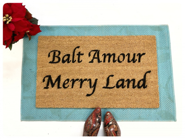 Baltimore Amour Maryland Merry Land Christmas