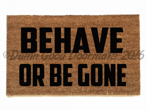 Party In The Back Mullet Doormat Welcome Porch Outdoor
