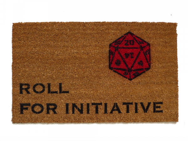 Dungeons and Dragons, Roll for initiative rollplay, gamer,  fandom geek nerd ner