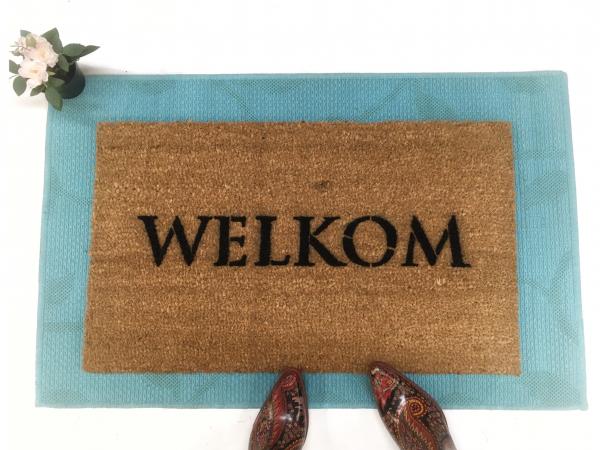 WELKOM Dutch doormat
