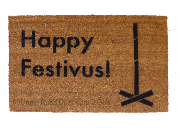 Happy Festivus ™ Let the airing of greivances begin! This could take awhile...