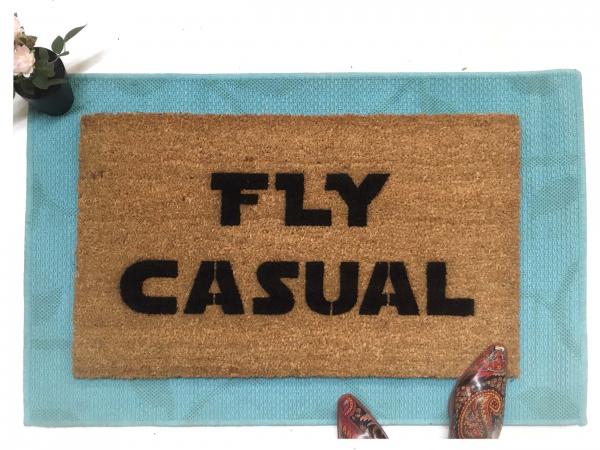 Fly Casual™ Star Wars Han Solo doormat
