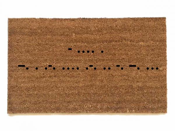 Morse Code Gehrings