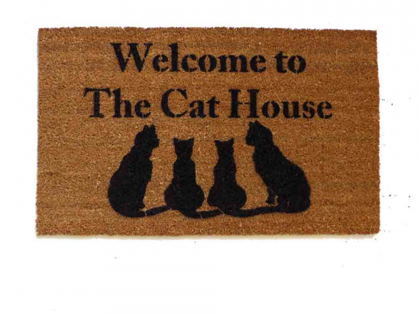Welcome to the Cat House