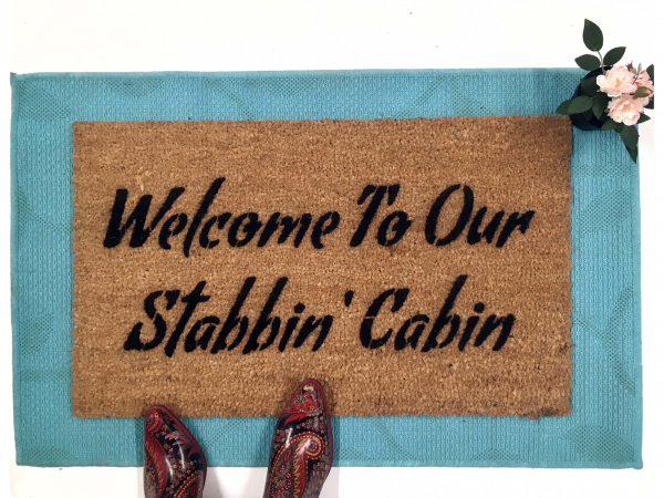 Welcome to our Stabbin Cabin