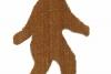 BIGFOOT Sasquatch doormat