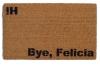 bye felicia doormat, funny Fridays