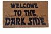Darth Vader dark side Star Wars Yoda doormat