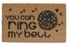 Ring my bell, disco doormat