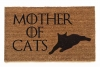 Mother of CATS Game of Thrones dog doormat