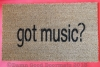 Got Music? Bassoon doormats