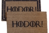 hodor, game of thrones, got, door mat, doormat