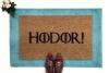 Hodor Game of Thrones doormat