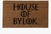 Custom House of... Game of Thrones door mat.