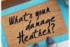 What's your damage Heather? Funny Heathers the musical doormat