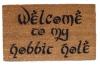 Welcome to MY Hobbit Hole JRR Tolkien nerd doormat