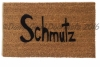 schmutz yiddish doormat