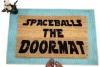 Spaceballs the Doormat funny star wars nerdy doormat