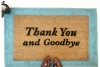 Frasier Thank you and Goodbye funny tv meme damn good doormat