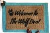 Welcome to the Wolf Den! doormat