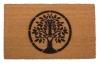 eco-friendly Tree of Lifedoormat