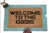 Welcome to the Oasis Ready Player One doormat