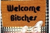 Welcome Bitches™ Bachelorette party decor