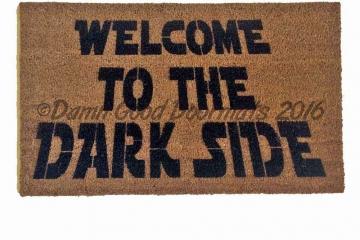 Star Wars Welcome to the Dark Side™ Darth Vader doormat