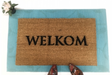 WELKOM Dutch doormat