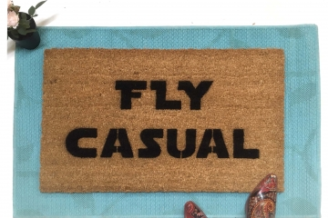 Fly Casual™ Star Wars Han Solo doormat