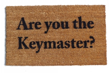 Are you the Keymaster? Ghostbusters 2