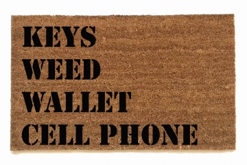 WEED KEYS WALLET CELL PHONE™
