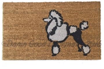 toy poodle doormat