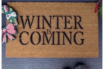 Winter is Coming, Game of Thrones doormat