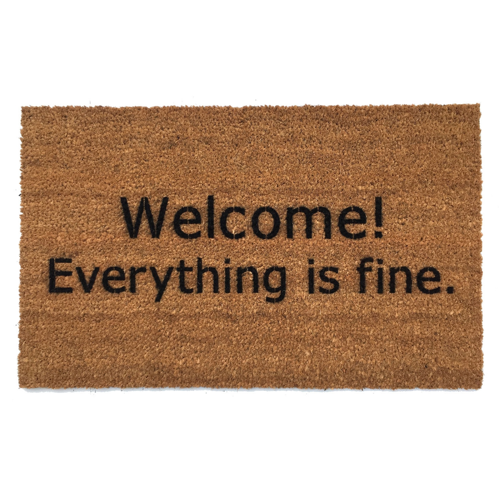 Is Your Home The Good Place Welcome Everything Is Fine