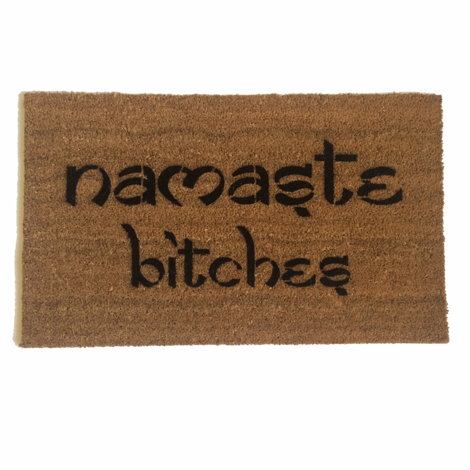 Namaste Bitches Doormat Damn Good Doormats