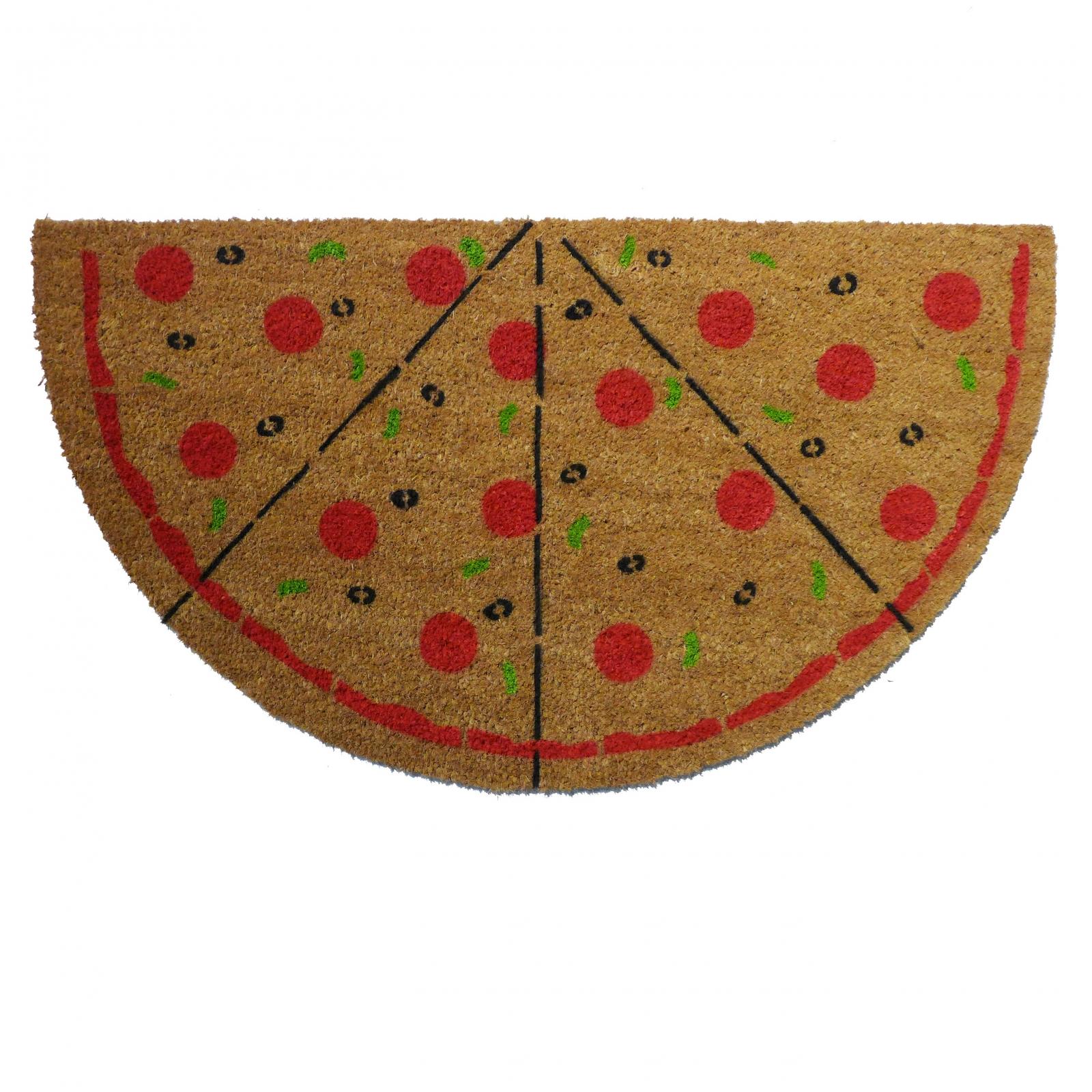 Ultimate Pizza Lovers Doormat Damn Good Doormats