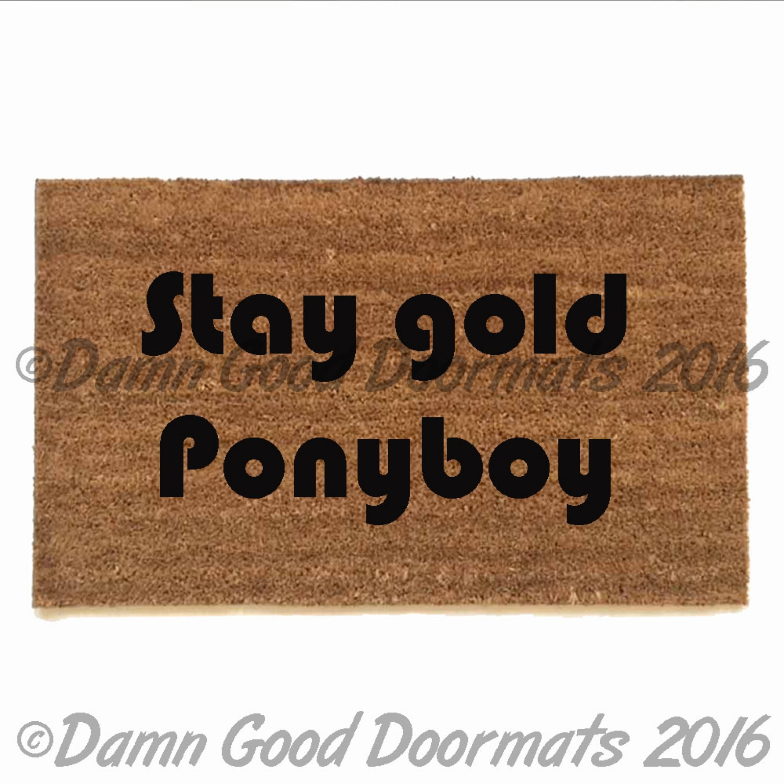 House Of Learned Doctors Funny Stepbrothers Door Mat