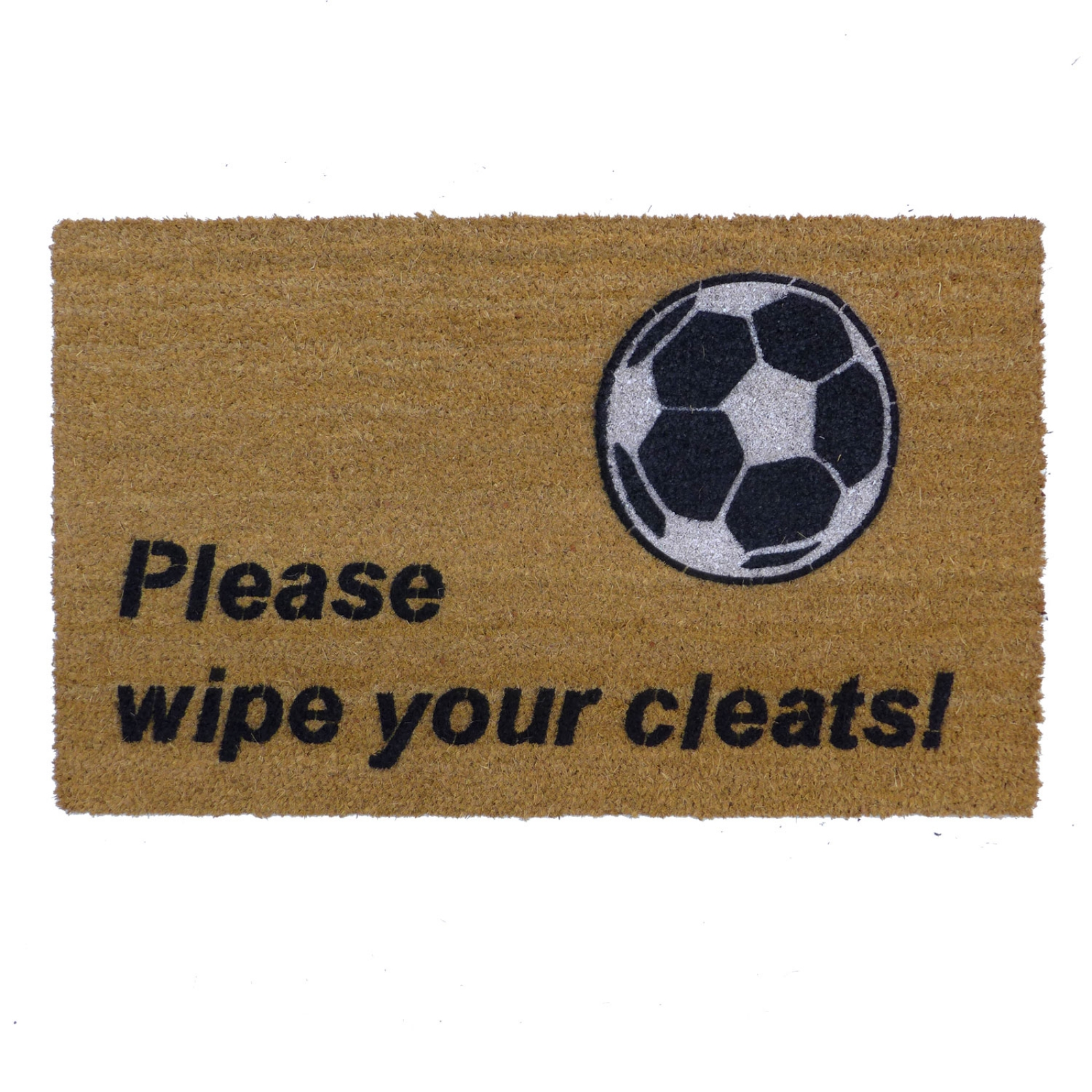 Please Wipe Your Cleats Funny Wipe Your Feet Soccer