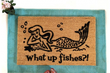 Mermaid- What up fishes?!™