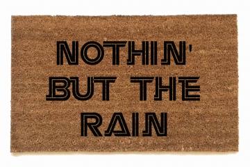Battlestar Galactica Nothin but the rain