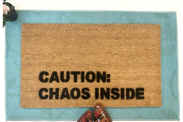 caution: chaos inside™