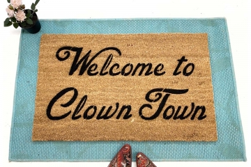 Welcome to Clown Town™
