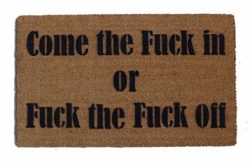Come the fuck in doormat