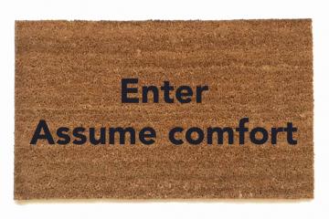Assume comfort, COneheads